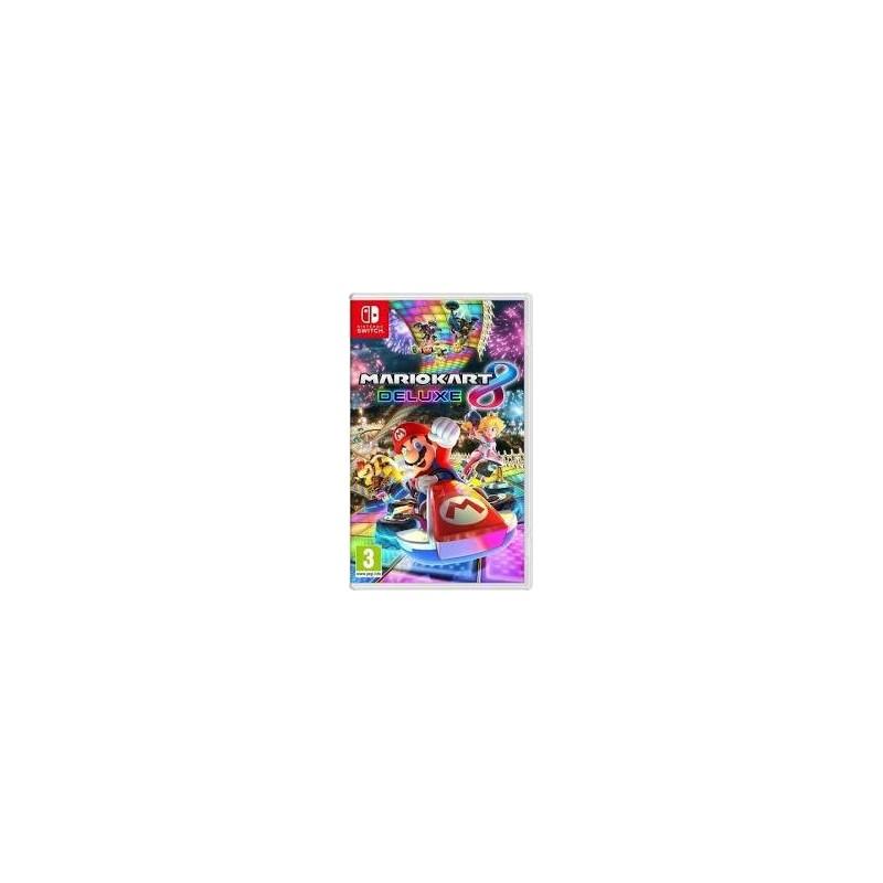 SWITCH MARIO KART 8 DELUXE - Jeux Switch au prix de 59,95€