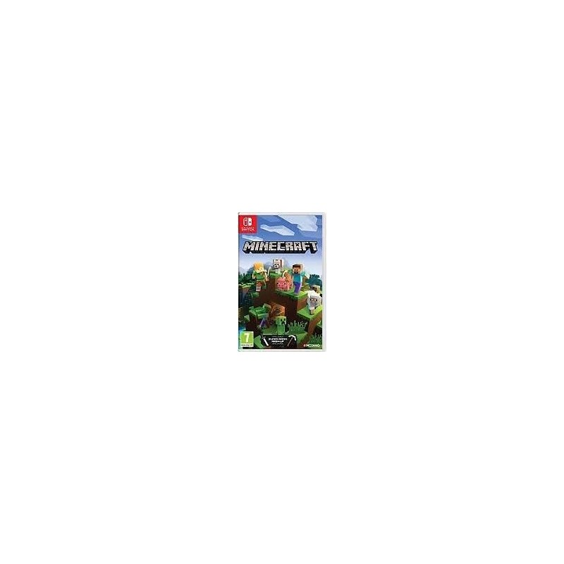 SWITCH MINECRAFT - Jeux Switch au prix de 29,95 €