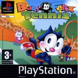PSX BABY FELIX TENNIS - Jeux PS1 au prix de 4,95€