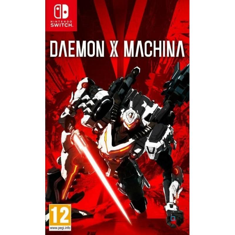 SWITCH DAEMON X MACHINA - Jeux Switch au prix de 49,95€