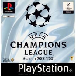 PSX UEFA CHAMPIONS LEAGUE 2000 2001 - Jeux PS1 au prix de 2,95€