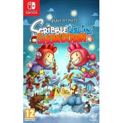 SWITCH SCRIBBLENAUTS SHOWDOWN OCC - Jeux Switch au prix de 12,95 €