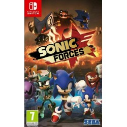 SWITCH SONIC FORCES OCC - Jeux Switch au prix de 19,95 €