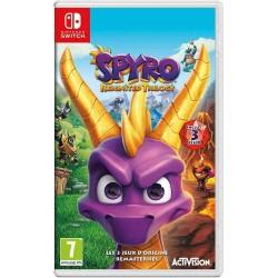 SWITCH SPYRO TRILOGY - Jeux Switch au prix de 39,95€