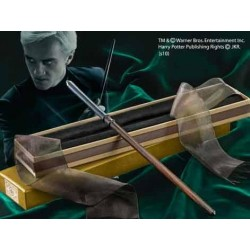 BAGUETTE HARRY POTTER DRAGO MALFOY NOBLE COLLECTION - Baguettes au prix de 34,95 €