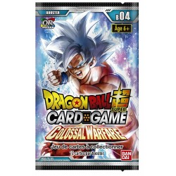 BOOSTER DRAGON BALL SUPER COLOSSAL WARFARE - Cartes à collectionner ou jouer au prix de 5,00 €