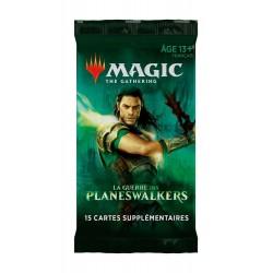 BOOSTER MAGIC LA GUERRE DES PLANESWALKERS - Cartes à collectionner ou jouer au prix de 3,50€