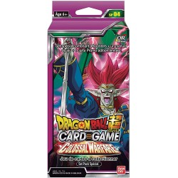 CARTES DRAGON BALL SUPER COLOSSAL WARFARE PACK SPECIAL - Cartes à collectionner ou jouer au prix de 10,00 €
