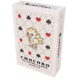 JEU DE CARTES FINAL FANTASY CHOCOBO - Cartes à collectionner ou jouer au prix de 11,95€