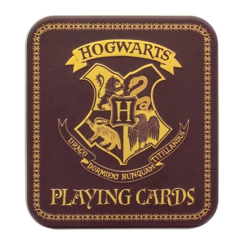 JEU DE CARTES HARRY POTTER HOGWARTS - Cartes à collectionner ou jouer au prix de 9,95€