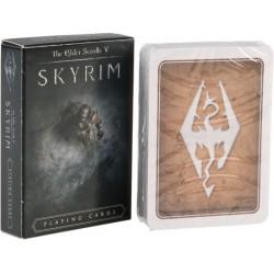 JEU DE CARTES SKYRIM - Cartes à collectionner ou jouer au prix de 8,95€