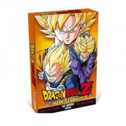 JEU DES 7 FAMILLES DRAGON BALL Z - Cartes à collectionner ou jouer au prix de 4,95€