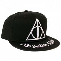 CASQUETTE HARRY POTTER THE DEATHLY HALLOWS - Casquettes au prix de 19,95 €