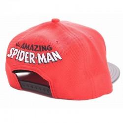 CASQUETTE MARVEL SPIDERMAN SPIDER LOGO SNAPBACK - Casquettes au prix de 19,95€