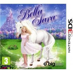 3DS BELLA SARA MAGICAL HORSE ADVENTURES - Jeux 3DS au prix de 9,95€