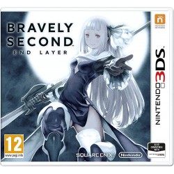 3DS BRAVELY SECOND END LAYER - Jeux 3DS au prix de 19,95 €