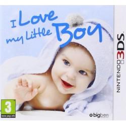3DS I LOVE MY LITTLE BOY - Jeux 3DS au prix de 6,95€