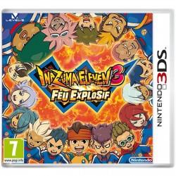 3DS INAZUMA ELEVEN 3 FEU EXPLOSIF - Jeux 3DS au prix de 14,95€