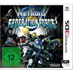 3DS METROID PRIME FEDERATION FORCE - Jeux 3DS au prix de 9,95€