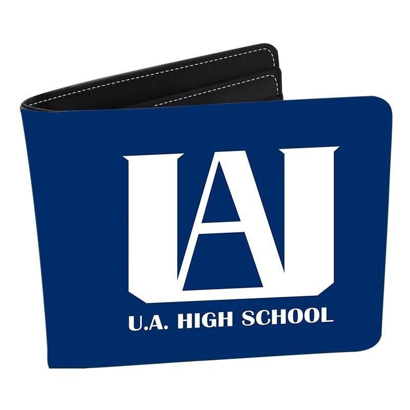 PORTEFEUILLE MY HERO ACADEMIA U.A. HIGH SCHOOL - Portefeuilles au prix de 14,95€