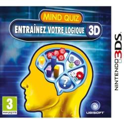 3DS MIND QUIZ - Jeux 3DS au prix de 9,95€