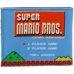 PORTEFEUILLE NINTENDO 1985 SUPER MARIO BROS RETRO - Portefeuilles au prix de 17,95€