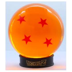 BOULE DE CRISTAL DRAGON BALL Z 75MM - Figurines au prix de 19,95€