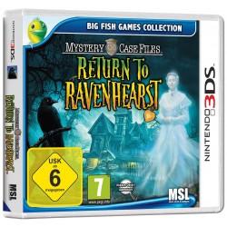 3DS RETURN TO RAVENHEARST - Jeux 3DS au prix de 9,95€