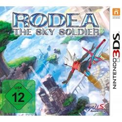 3DS RODEA THE SKY SOLDIER - Jeux 3DS au prix de 9,95€