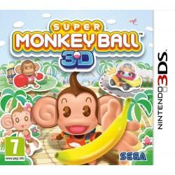 3DS SUPER MONKEY BALL 3D - Jeux 3DS au prix de 14,95€