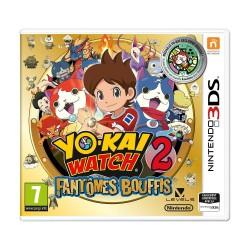 3DS YOKAI WATCH 2 FANTOMES BOUFFIS - Jeux 3DS au prix de 9,95€