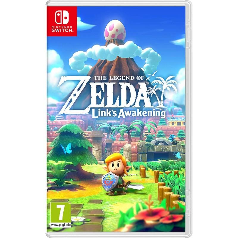 SWITCH ZELDA LINK S AWAKENING - Jeux Switch au prix de 54,95€
