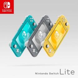CONSOLE SWITCH LITE TURQUOISE - Consoles Switch au prix de 209,95€