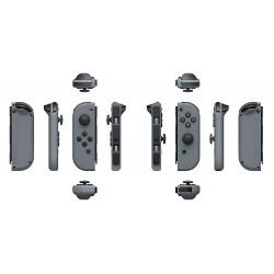 PAIRE JOYCON SWITCH GRIS NINTENDO - Accessoires Switch au prix de 79,95€