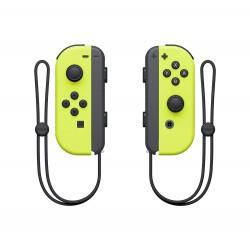PAIRE JOYCON SWITCH JAUNE NINTENDO - Accessoires Switch au prix de 79,95€