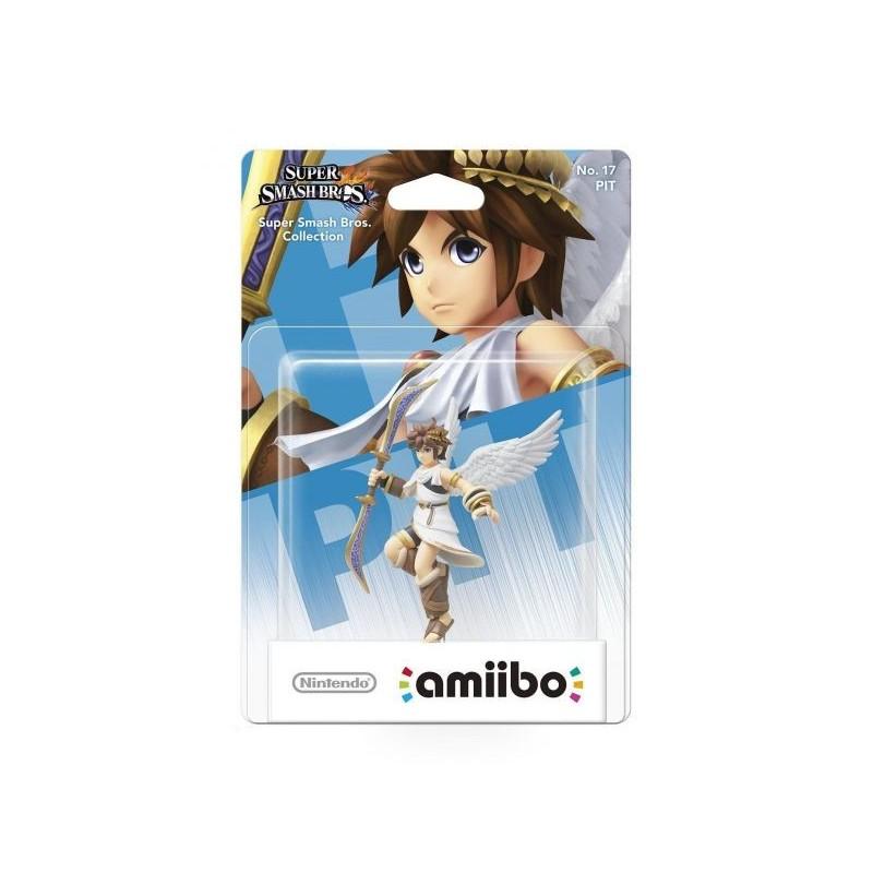 AMIIBO SUPER SMASH BROS 17 PIT - Figurines NFC au prix de 14,95€
