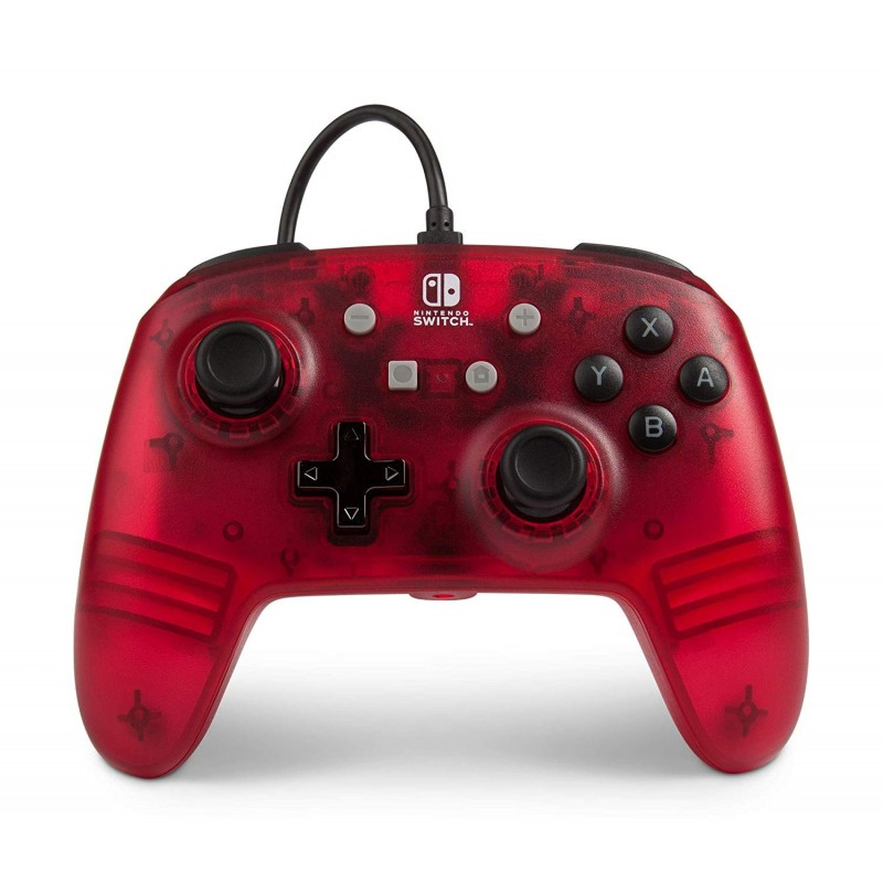 MANETTE FILAIRE SWITCH RED FROST POWER A - Accessoires Switch au prix de 24,95 €