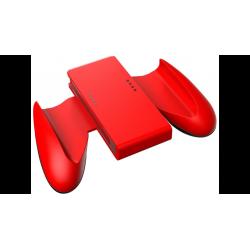 SUPPORT JOYCON SWITCH ROUGE - Accessoires Switch au prix de 14,95€