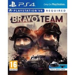 PS4 BRAVO TEAM OCC - Jeux PS4 au prix de 14,95€