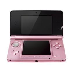 CONSOLE 3DS ROSE - Consoles 3DS au prix de 69,95€