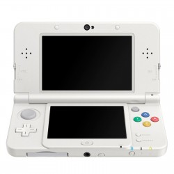CONSOLE NEW 3DS BLANCHE - Consoles 3DS au prix de 89,95€