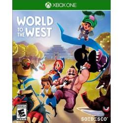 XONE WORLD TO THE WEST OCC - Jeux Xbox One au prix de 9,95€