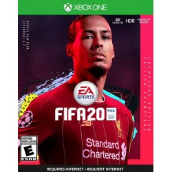 XONE FIFA 20 EDITION CHAMPIONS - Jeux Xbox One au prix de 84,95€