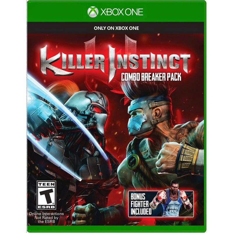 XONE KILLER INSTINCT OCC - Jeux Xbox One au prix de 9,95€
