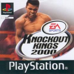 PSX KNOCKOUT KINGS 2000 - Jeux PS1 au prix de 2,95€