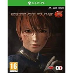 XONE DEAD OR ALIVE 6 - Jeux Xbox One au prix de 29,95€