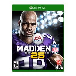 XONE MADDEN NFL 25 OCC - Jeux Xbox One au prix de 9,95€