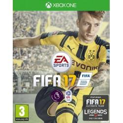 XONE FIFA 17 OCC - Jeux Xbox One au prix de 4,95€