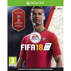 XONE FIFA 18 OCC - Jeux Xbox One au prix de 6,95€