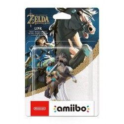 AMIIBO ZELDA BREATH OF THE WILD LINK RIDER - Figurines NFC au prix de 19,95 €